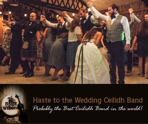 Haste to the Wedding Ceilidh Band   Posts   Facebook