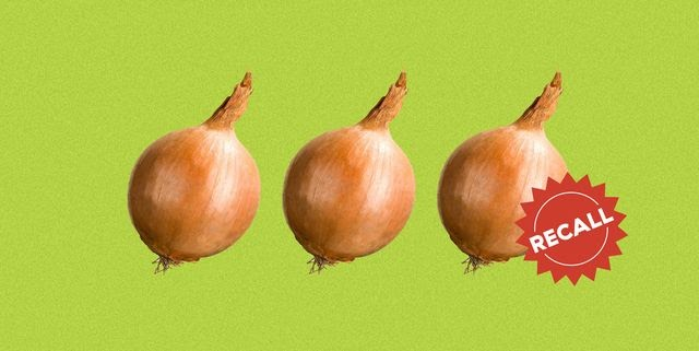 A Salmonella Outbreak Linked To Onions Has Sickened 650 People In 37 States