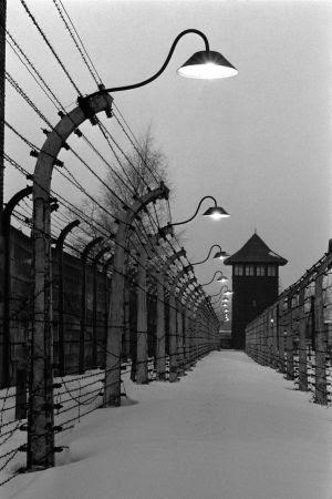 Campo de concentración de Auschwitz, en Polonia.rn