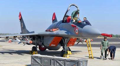 «Нью-Дели заинтересован в этом самолёте»: как сделка по покупке у России истребителей МиГ-29 может усилить индийские ВВС