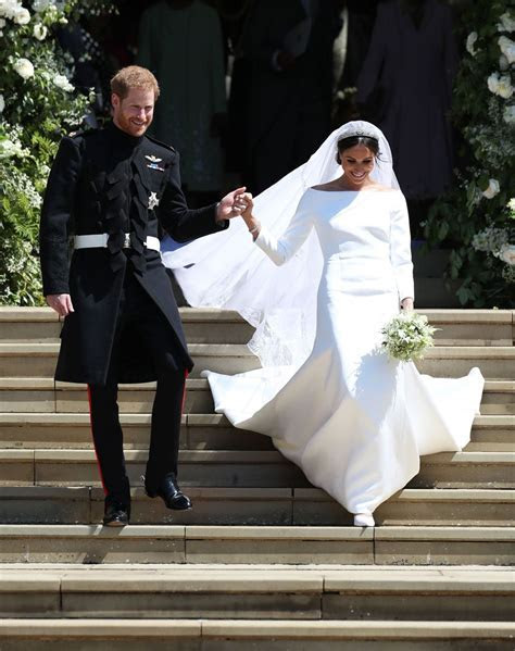 Meghan Markle's Wedding Dress: The Last Word in First Lady