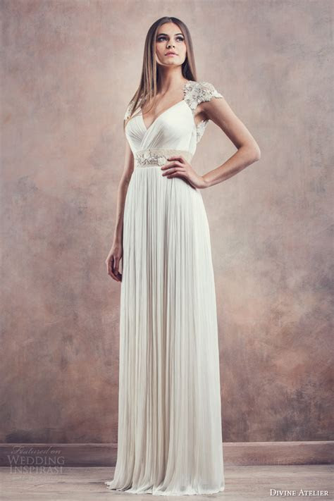 Divine Atelier 2014 Wedding Dresses ? Poetica Bridal