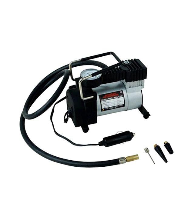 Air Pump 12v Electric Car Bike Metal Air Compressor Pump Tire Inflator Buy Air Pump 12v