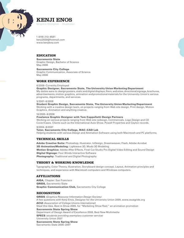 25 Luxury Simple Resume Design Best Resume Examples