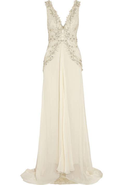 12 non typical designer wedding dresses featuring Lanvin