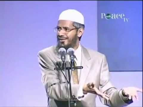 What Is The Highest Level Form Of Jihad - Dr Zakir Naik Media and Islam Dubai