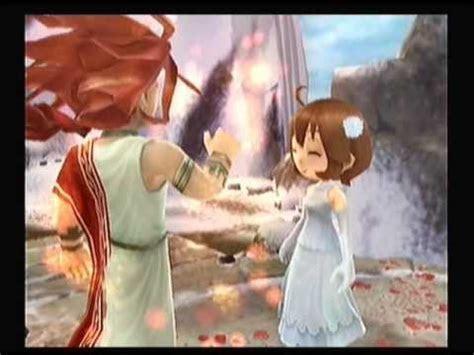 "Harvest Moon: Animal Parade ""Harvest King   Marriage"
