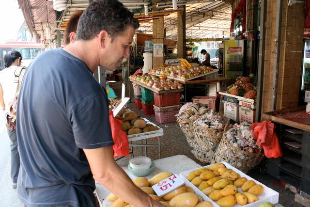 Fruits! Fresh produce!