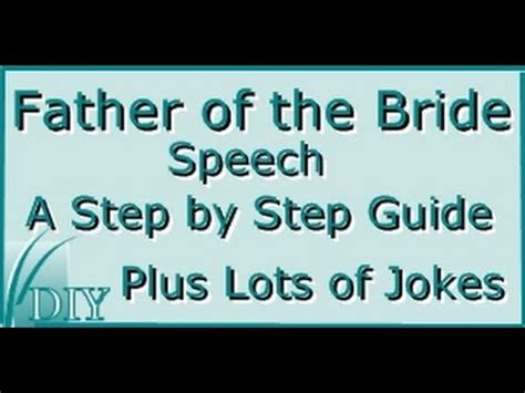 give father   bride speech guide great tips