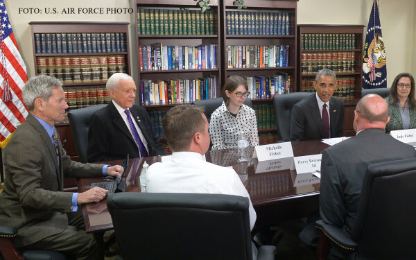Barack Obama, masa rotunda