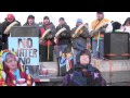 Idle No More - ONE Heartbeat - Treaty Song