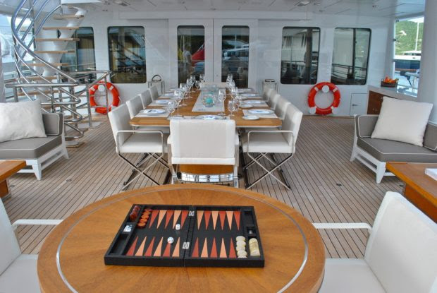 What's It Like to Work on A Superyacht?