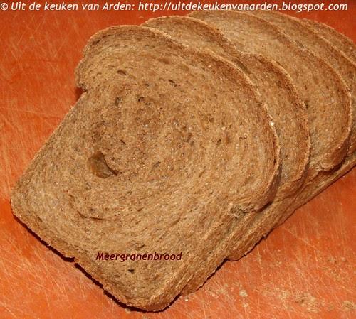 Meergranenbrood