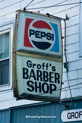 Groff's Barber Shop, Madison, Wisconsin