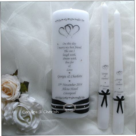 What is a Unity Candle    Candles 2 Cherish