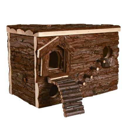 hamster spielhaus schlafhaus svea  von trixie guenstig