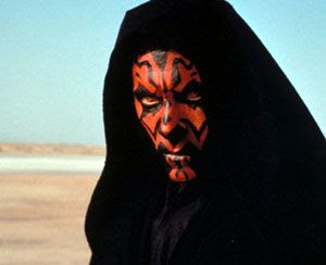 Darth Maul returns to movie theaters in STAR WARS – EPISODE I: THE PHANTOM MENACE 3D.