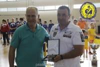 Με επιτυχία ολοκληρώθηκε η ΤΕΛΕΤΗ ΛΗΞΗΣ των τμημάτων και ο Φιλικός Αγώνας με την Εθνική Ελλάδος