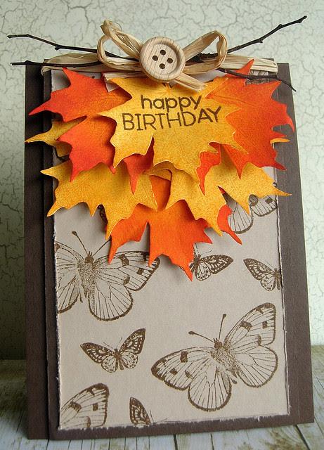 Autumn Birthday