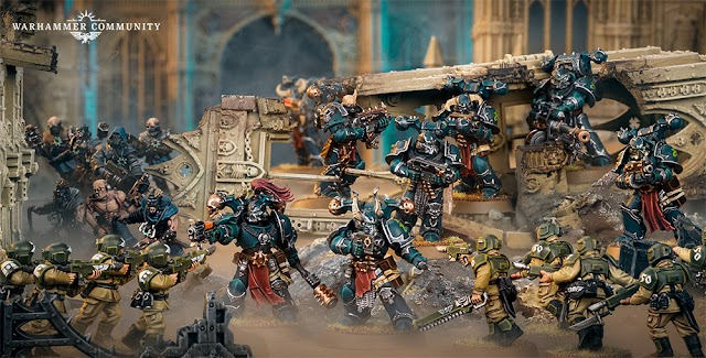 Codex Preview: Alpha Legion