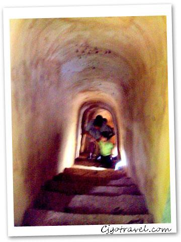 Com tunnel