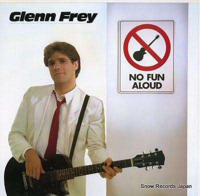 FREY, GLENN no fun aloud