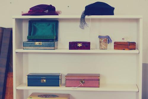 hats & boxes