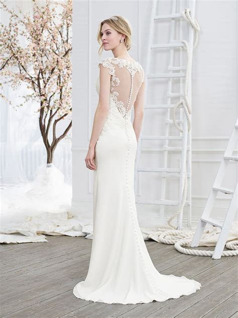 Style BL206 Joy   Beloved By Casablanca Bridal