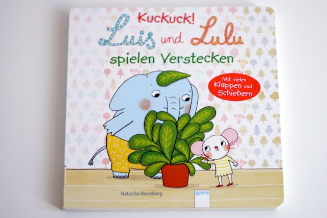 Kuckuck! Luis und Lulu spielen Verstecken © Arena Verlag 2014