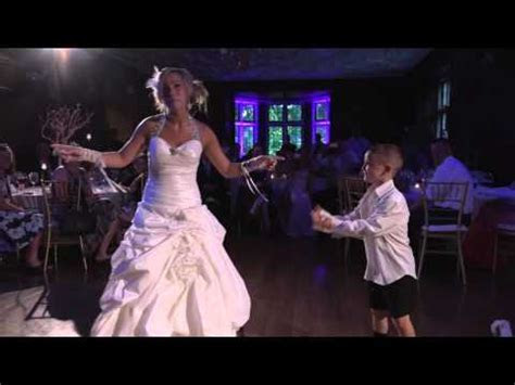 Surprise Dance Mother and Son   6 yr old choreographed