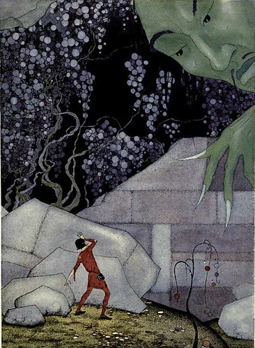 Virginia Frances Sterrett, ill., Old French Fairy Tales