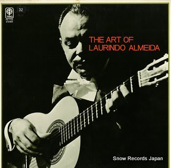ALMEIDA, LAURINDO art of, the