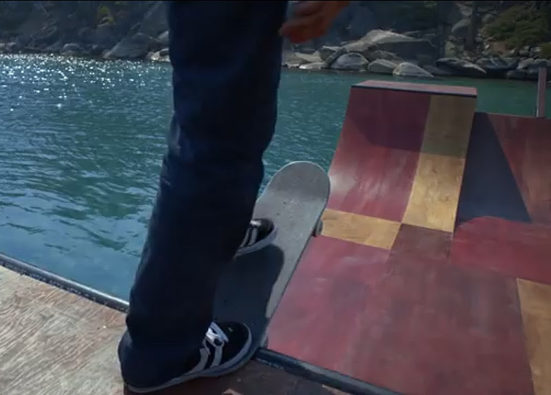 floating skate ramp 2 IIHIH