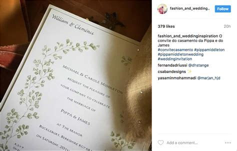 Inside Wedding's Predictions for Pippa Middleton's Wedding