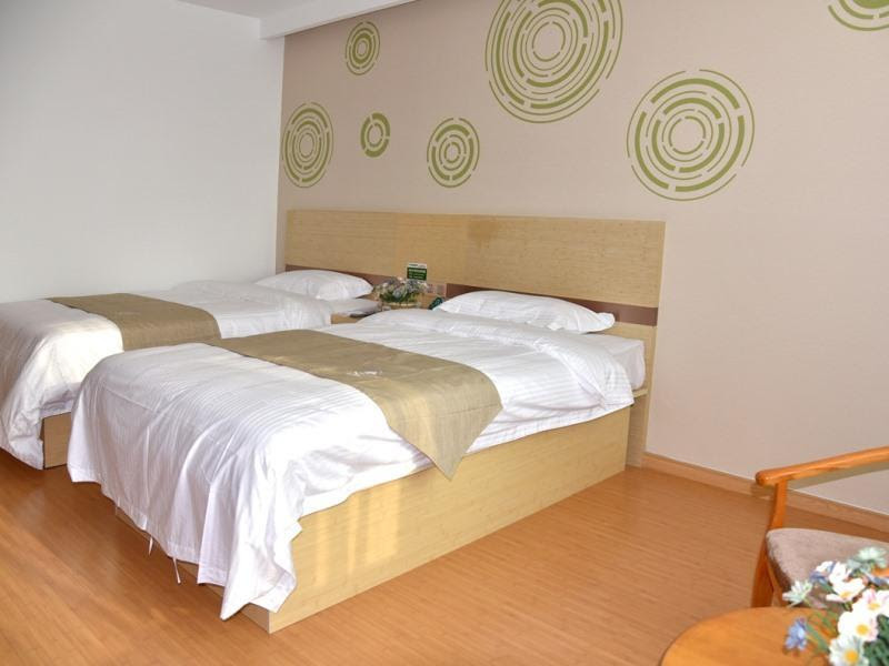 Price GreenTree Inn Baoding City Anguo City Baoheng Road Trading hall Express Hotel