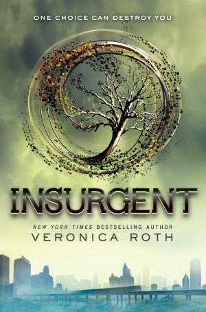 Insurgent (Divergent #2) by Veronica Roth - 1st May 2012