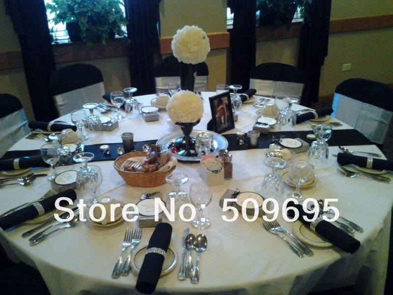 Wholesale Wedding Decoration - Buy Wedding Table Decoration Silver