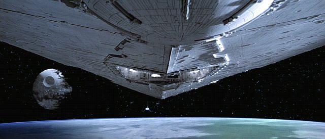 star wars vs star trek ships. Star Wars: Imperial Industrial