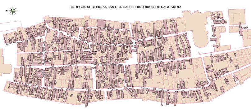 Resultado de imagen de Cuevas Subterráneas laguardia