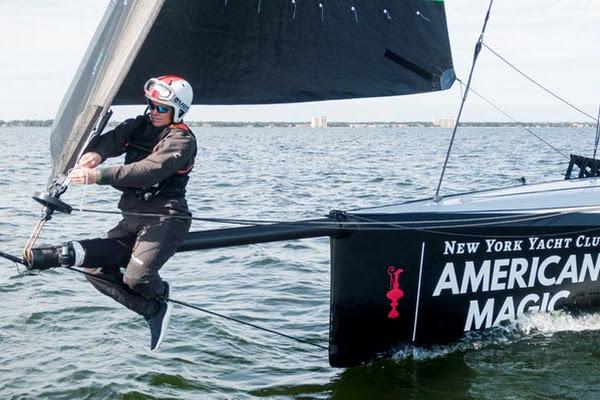 13d03c82d7 America s Cup. star borderFollow. shareShare. Scuttlebutt Sailing News