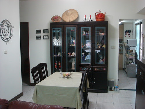 Dinning Area + Doll Collection