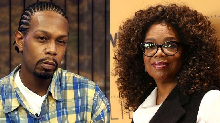 Oprah Winfrey y Calvin Mitchell se volvieron a encontrar años después de que su relación terminara. El asegura que la conductora lo adoptó como a un hijo.