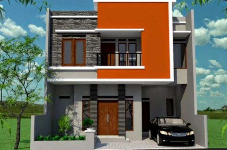 Desain Rumah Minimalis Ruko 2 Lantai  45 desain ruko lantai 2 minimalis untuk mempercantik ruangan