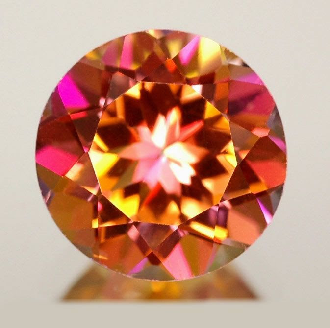 Topaz of any type is a good jewelry stone and it is historically one of the most important gemstones. With its relatively high refractive index and hardness of eight (Mohs scale), with no special sensitivity to chemicals, it can be used, with appropriate care (should be protected from hard knocks), in any jewelry application.