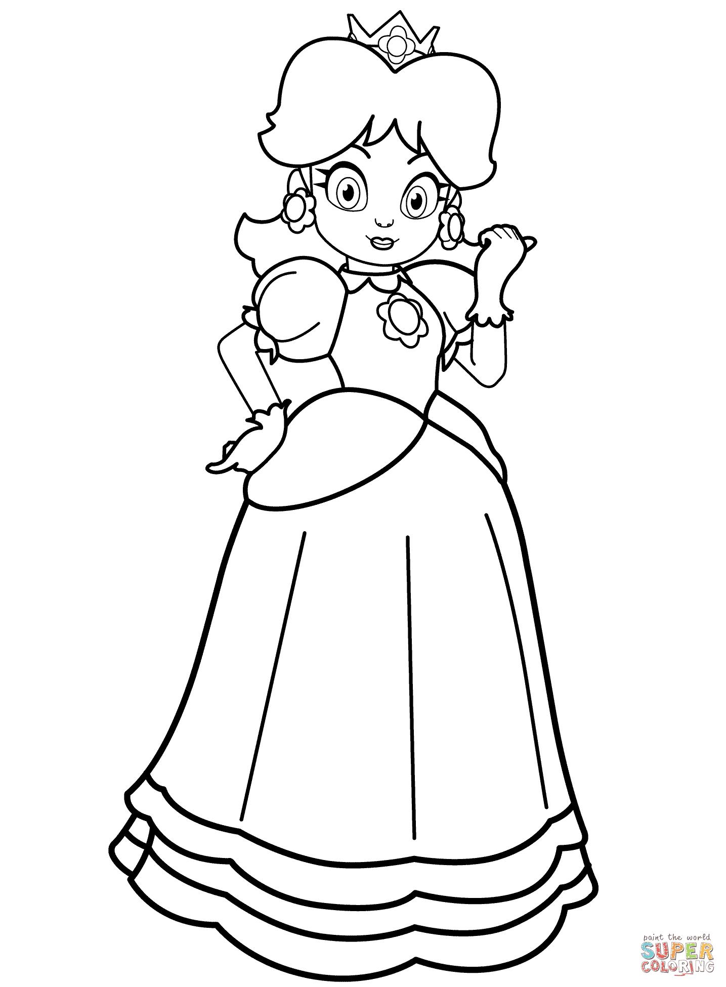 the Princess Daisy