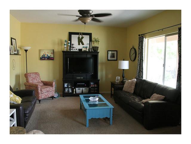 heathers living room