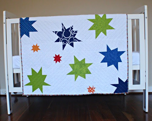 A Star is Born quilt