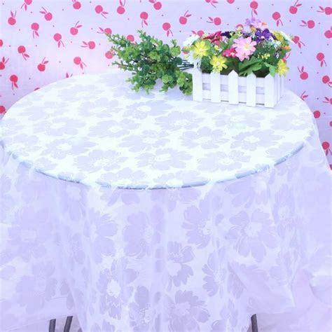 Online Get Cheap Disposable Tablecloths Round  Aliexpress