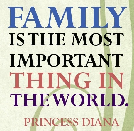 Family Is The Most Important Thing In The World Pictures Photos
