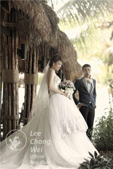 Lee Chong Wei Wedding Photos Set Exposed